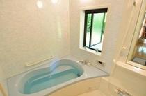 1階のお風呂・お部屋ごとの貸切でのご利用になります。