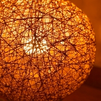 照明の一例