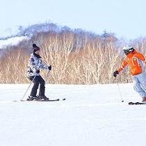 *ウィンタースポーツ/G.Oによるスキーレッスンも追加代金不要♪
