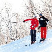 *ウィンタースポーツ/北海道の雪で思いっきり遊ぼう!