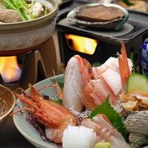 *2012年秋料理(離れごゆるりプラン)