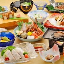 *2011年夏料理(離れごゆるりプラン)