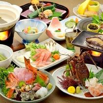 *ご夕食(料理長特選:2014冬)