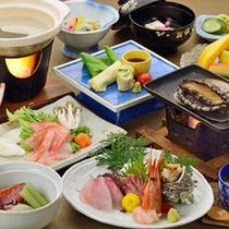 *ご夕食(レディースプラン:2014冬)