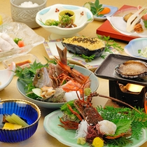 *2011年夏料理(料理長特選プラン)