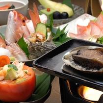 *2012年秋料理(レディースプラン)