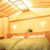 特別室:寝室