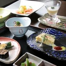 【ご朝食】夏のメニューイメージ