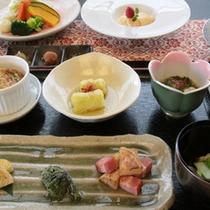 【ご朝食】春のメニューイメージ