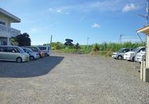 駐車場20台