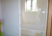 清掃が行き届いた浴室(システムバス・トイレ)