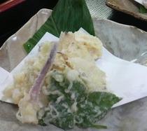 あわび天ぷら