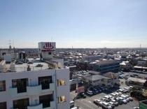屋上からの風景その1