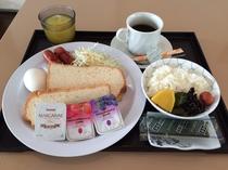 (朝食)朝食無料サービス       6:30〜9:00