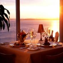 ■フレンチレストラン「シュール ラ メール」店内イメージ