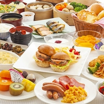 ■和洋バイキング朝食イメージ