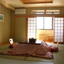 客室一例_12畳+床の間