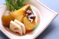 椿山荘お食事