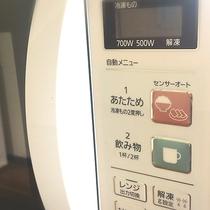 【別棟 ホテルプラザアネックス横手】1階 電子レンジ