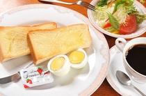 朝食(洋モーニング)¥630