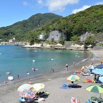 乗浜ビーチ①