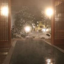 雪見風呂『月見草』