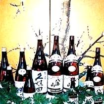 湯沢店の新潟地酒写真