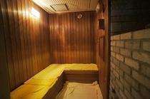 婦人大浴場 美人の湯 サウナ