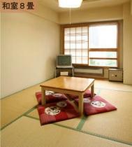 和室6畳または8畳