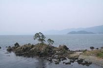 敦賀湾の景勝