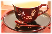 越前漆器 コーヒーカップ