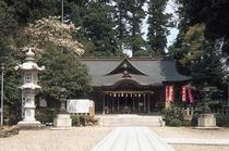劒神社(越前町織田)