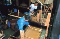 越前和紙の里 卯立工芸館(越前市)