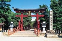 気比神宮(敦賀市)