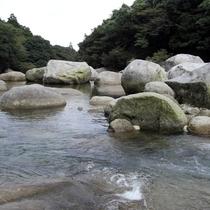 横川渓谷(ヨッゴ)
