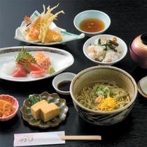 日野川定食