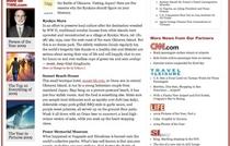Time Magazine Article  沖縄の6つおすすめ