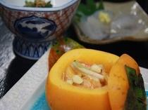 旬の野菜を多彩にアレンジ