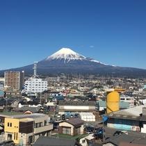 当館から見える富士山2