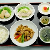 宿泊者限定ご夕食(中華)