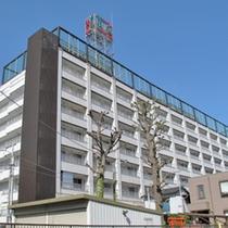 HOTEL HOUSEN外観