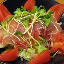 日替わりサラダの一例