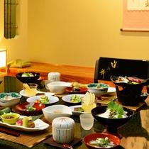 部屋食イメージ