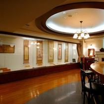〜夢二ギャラリー〜 明治から昭和にかけて当館に3度滞留いたしました。