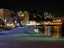 サンビーチ(夜景)