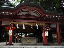 来宮神社(本殿)