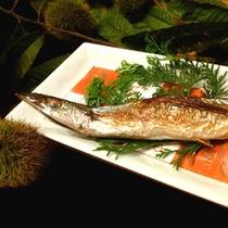 秋刀魚◆季節ごとに旬のお魚を揃えております。