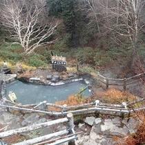 十勝岳の秘湯吹上温泉