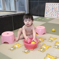 畳風呂にリニューアル!滑りにくく、温かいのでお子様やご年配も安心です。
