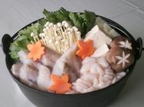 タラ鍋(キク入)